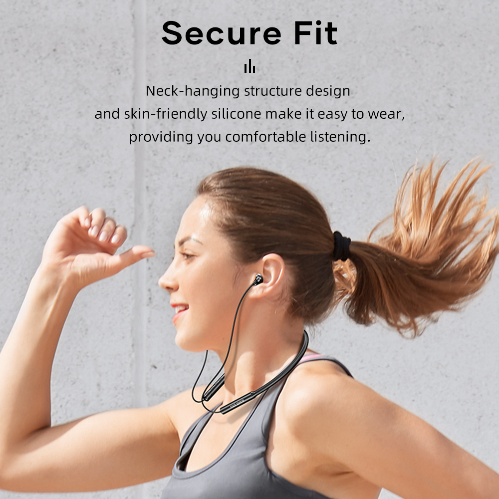 REGO Communication Sdn Bhd - Rock Space | rock space B5 Neckband/ Sport Bluetooth Earphone